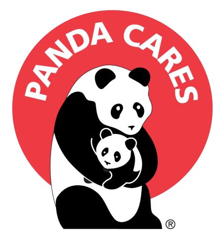 """PANDA EXPRESS """"PANDA CARES"""""""
